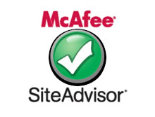www.ulfwood.net tested by McAfee Security