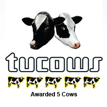 Tucows.com awarded 5 cows to RenameMaestro - the easy batch file renamer